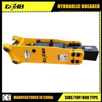 Wholesale Good Quality Outward Valve Type Excavator range 55~60 tons Hydraulic Breaker from china suppliers