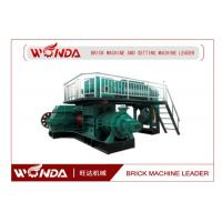 Wholesale Auto Fired Red Clay Brick Making Machine / Block Making Machine Long Lifespan from china suppliers