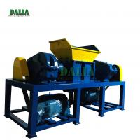 Wholesale High Output Plastic Scrap Crusher Machine Double Shaft Design 12 Months Warranty from china suppliers