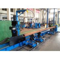 Wholesale Intersection 6 Axis CNC Pipe Cutting Machine With 6000mm Effective Length from china suppliers