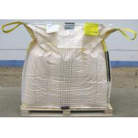 Durable Solid Polypropylene Jumbo Bags For Sand Or Cement Packaging