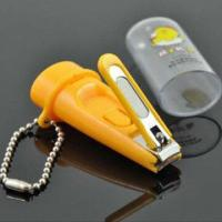 China Fashionable Designed Cartoon Infant Baby Nail Clipper, Customized Designs are Welcome on sale