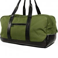 Wholesale Army green 2OZ canvas messenger bags /  mens Cotton canvas shoulder bag from china suppliers