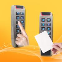 Wholesale Portable RFID Proximity Card Reader With Keypad High Security Level from china suppliers
