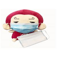 Wholesale Anti Virus Disposable Non Woven Antiviral Face Mask Nonsterile Medical Examination from china suppliers