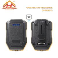 Buy cheap Waterproof Black GSM Guard Tour Monitoring System With Real Time Transfer from wholesalers