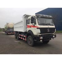 Buy cheap 25tons heavy dump truck China Beiben truck for sale 6x4 10 wheel tipper for from wholesalers