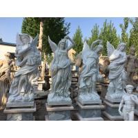 Wholesale Outdoor garden marble stone statues park marble couple sculptures ,China stone carving Sculpture supplier from china suppliers