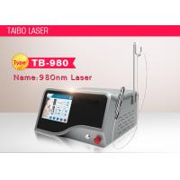 China Safe Non Surgery 980nm Laser Diode Vascular Rosacea Removal Machine wholesale