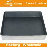 Wholesale Factory direct wholesale bread baking aluminum sheet-waiter tray-non-stick Baking Trays from china suppliers