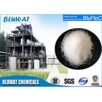 Water Cleaning Chemicals / Anionic Polyacrylamide Flocculant Water Soluble Polymer