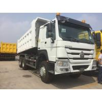 Wholesale Comfortable SINOTRUK HOWO 6x4 Dump Truck 10 Wheeler 16.7m3 With 336HP Engine from china suppliers