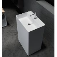 Wholesale Durable Freestanding Bathroom Basin Customized Shape And Color from china suppliers