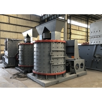 Wholesale Stone Gravel Making Vertical Shaft Compound Crusher Machine from china suppliers