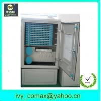 Wholesale 96core fiber distribution box cabnit from china suppliers