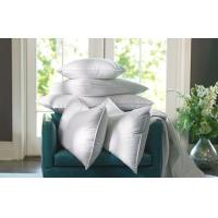 Wholesale Luxury 30% Duck Feather And 70% Duck Down Pillows With Filled Washable from china suppliers