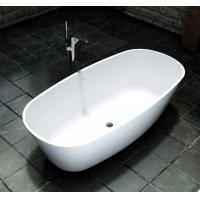 Wholesale White Free Standing Soaker Tubs 1-2 People Capacity 1800*870*530mm from china suppliers