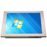 Wholesale 4:3 19 Industrial Panel Pc , Panel Mount Stainless Steel Pc from china suppliers