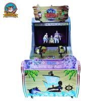 Wholesale Retro Arcade Games Machines / Large Virtual Coin Pusher Machine from china suppliers