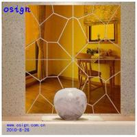 Wholesale gold sliver acrylic mirror sheet from china suppliers