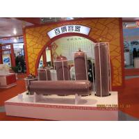 Wholesale NGV 2 Type 1 CNG Steel Cylinder With  50L ~ 100L Capacity High Impact Resistance from china suppliers