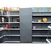 5 Layers Convenience Store Shelving 30kg Per Layer Load 320mm Width