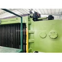 Wholesale Hillside Automatic Spring Coiling Machine , 20r/Min Speed Gabion Making Machine 22KW from china suppliers
