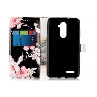 Wholesale Comfortable Pu Leather Phone Case Personality Black Color Scratch Resistance from china suppliers