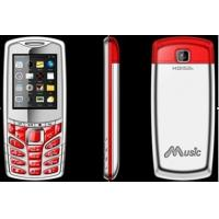 Wholesale 5100 and 4GB Customized Cell Phones, Bluetooth, Double Torch, Big Speaker, 0.3mp Pixel from china suppliers