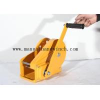 Wholesale LDE1800N 1800lbs Hand Crank Winch With Automatic Brake from china suppliers