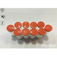 Human Growth Peptide Mgf Hormones Powder Peg-Mgf For Fitness and Bodybuilding