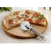 Wholesale Customize FDA Standard Pizza Cutter Cake And Pizza Cheese Wheel With LOGO Printing from china suppliers