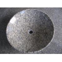 Wholesale Tiger skin yellow granite sinks from china suppliers