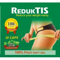 Wholesale REDUKTIS reduce your weight easily Weight loss capsules 100% fruit soft gel from china suppliers