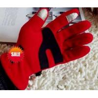 Wholesale unisex fleece touch screen gloves from china suppliers