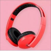 Wholesale Excellent design Over Ear Stereo Headphones Earphones with Adjustable Heavy deep bass sound with newest structure design from china suppliers