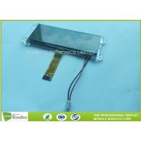 Wholesale Thin Transmissive Lcd Display , COG Graphic 240x64 Lcd Module With LED Backlight from china suppliers