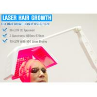 Comfortable Painless Diode Laser Hair Regrowth Treatment Machine Handheld
