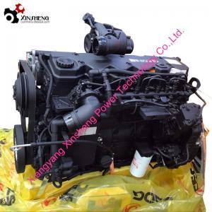 Quality Dongfeng Cummins Engine QSB6.7-C260 for Excavator, Crane, Loader, Drill, Backhoe for sale