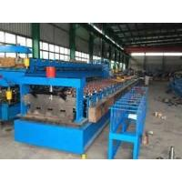 Wholesale Cr12 automatic galvanised floor deck forming machine / equipment with high speed from china suppliers