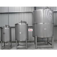 Buy cheap 1000L stainless steel storage tank from wholesalers