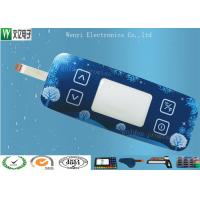 Wholesale Standard Membrane Keypad Touch Sensitive Switch With Acrylic / PC / Glass Overlay from china suppliers