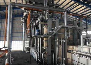 Wholesale Glass Material Melting 10 TPD Small Recuperative Furnace from china suppliers