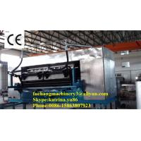 China Egg Tray Machine Production Lines with CE Certificate on sale