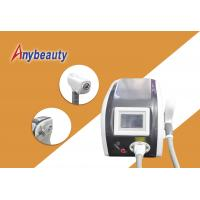 China 1064nm And 532nm ND Yag Laser Machine Tattoo Removal Equipment 1000MJ wholesale