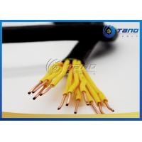 Buy cheap 450 / 750V Low Voltage Control Cable 19 × 1.5 Mm2 PVC Insulation ISO / CE from wholesalers