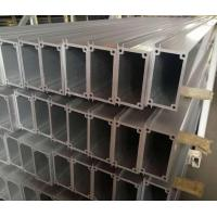 Wholesale 6000 Series Anodized Aluminium Industrial Profile Use For Aluminum Tent Pipe from china suppliers