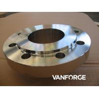 Wholesale ASTM 304L 316L Plane Welding Forged Steel Flange High Toughness Durability from china suppliers