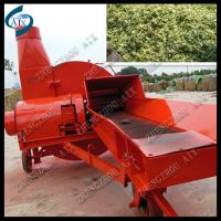 Wholesale silage processing equipment rice wheat straw chopper machinery from china suppliers