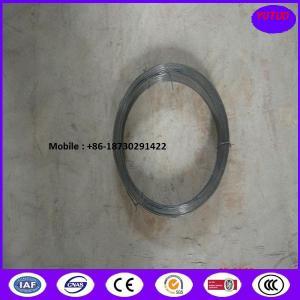 China 16 Gauge ,2.2 lbs Black annealed Tie Wire on sale